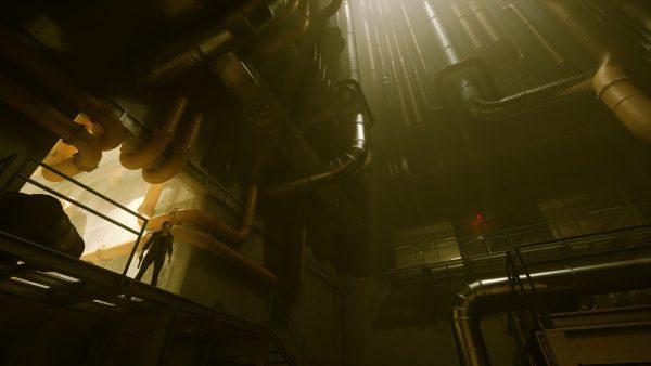 Se muestran nuevas capturas de pantalla del gameplay de Control