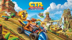 Análisis de Crash Team Racing Nitro-Fueled