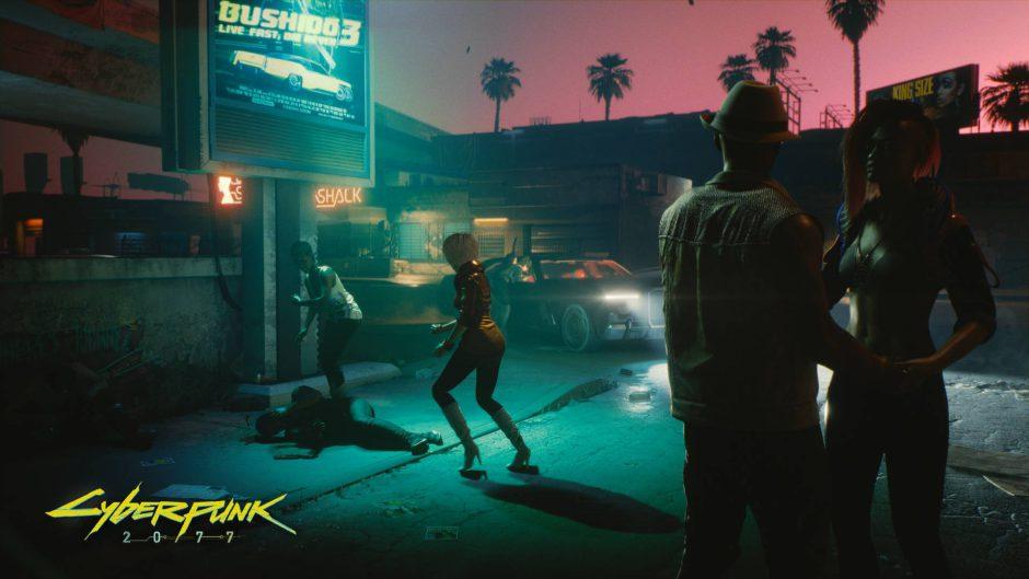 CD Projekt Red niega que esté trabajando en dos juegos más con la licencia de Cyberpunk