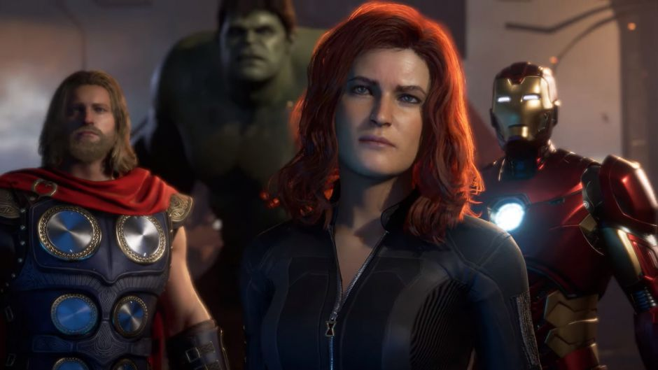 Tendremos el primer gameplay de Marvel's Avengers en la Comic-Con 2019