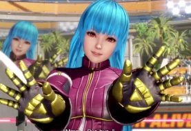 Dos personajes de The King of Fighters se suman a Dead or Alive 6