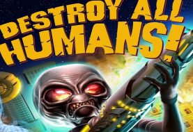 Así es la comparativa final entre el remake de Destroy all Humans y la versión original