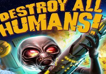 Se muestra una comparativa directa entre Destroy all Humans remake y el juego original