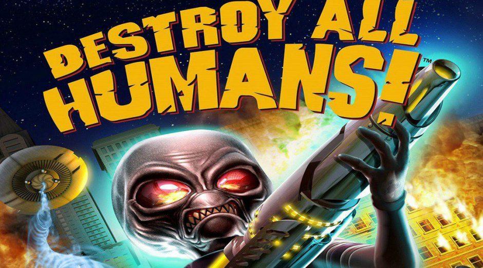 THQ Nordic muestra las ediciones especiales de Destroy All Humans!
