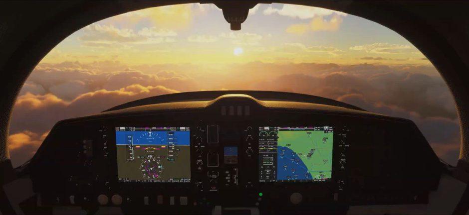 Microsoft Flight Simulator llegará a Xbox One y PC #XboxE3