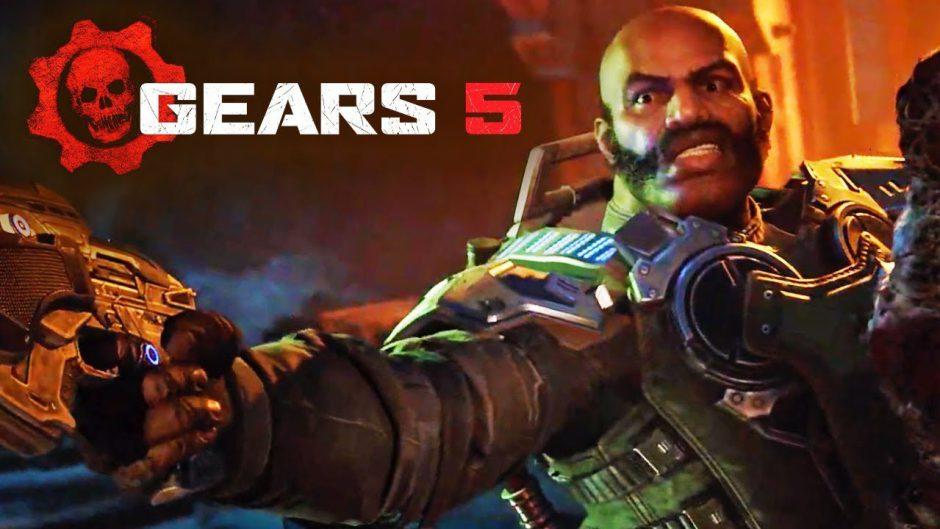 Conoce a Keegan en el nuevo trailer del modo Escape de Gears 5