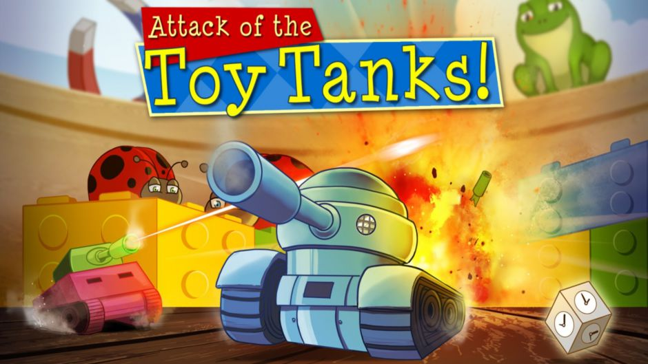 Attack of the Toy Tanks: la guerra llega a Xbox One