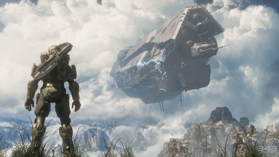 343 Industries planeaba conquistar el E3 2020 con Halo Infinite