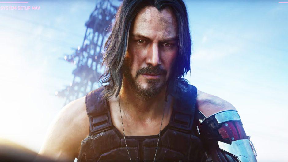 Nuevo tráiler de Cyberpunk 2077 centrado en Johnny Silverhand, el personaje de Keanu Reeves