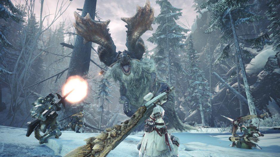 Monster Hunter World: Iceborn, nuevo tráiler del modo historia