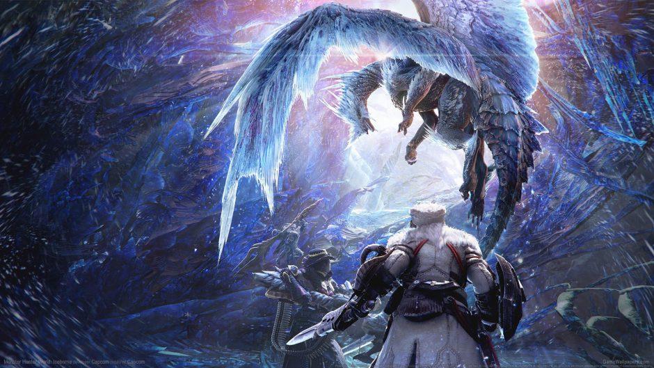 Monster Hunter World pronto añadirá dificultad dinámica para todos