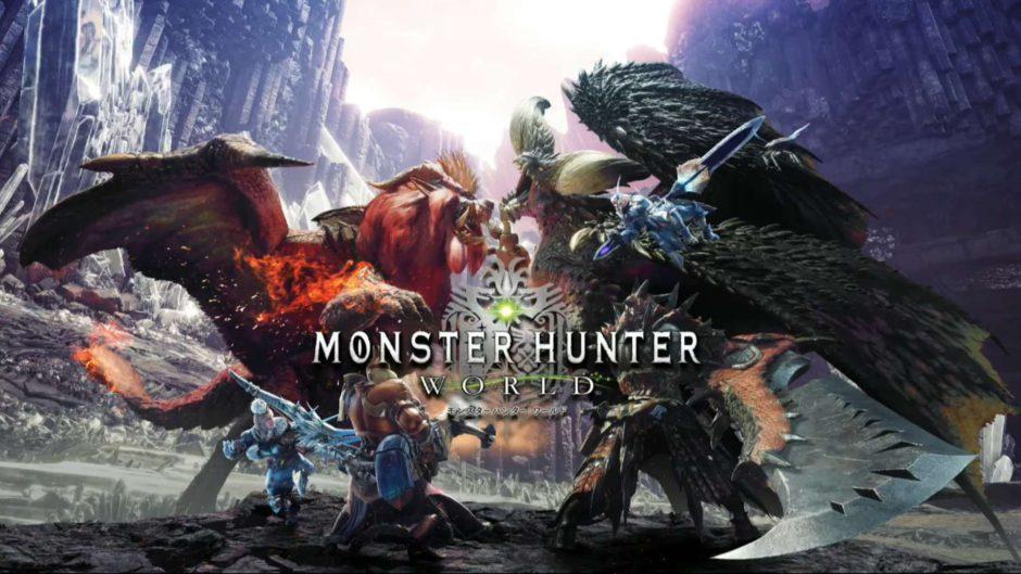 Nuevos Tráilers de armas de Monster Hunter World: Iceborne