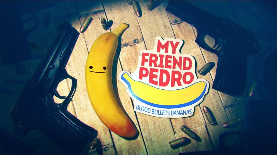 My Friend Pedro se presenta con este sangriento trailer de lanzamiento