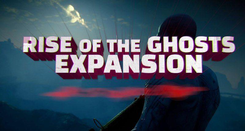 Trailer de la primera expansión de RAGE 2: Rise of the Ghosts #BE3
