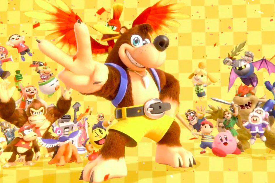 Las negociaciones para llevar Banjo & Kazooie a Smash Bros fueron muy fáciles, según Nintendo