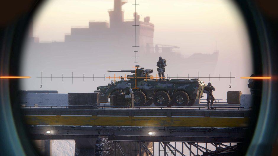 Sniper Ghost Warrior Contracts anunciado para Xbox One