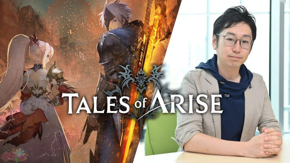 Yusuke Tomizawa revela nuevos detalles de Tales of Arise