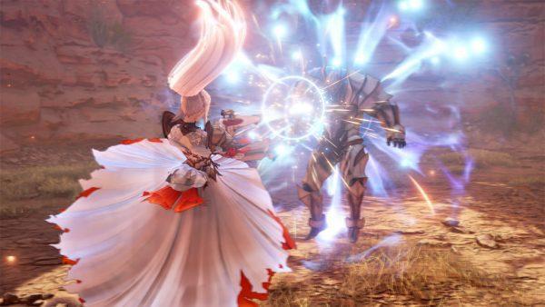 Tales of Arise presenta a Alphen y Shionne