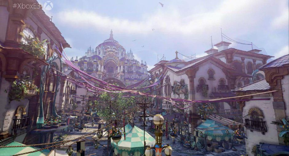 Tales Of Arise se lanzará en Xbox One en 2020 #XboxE3