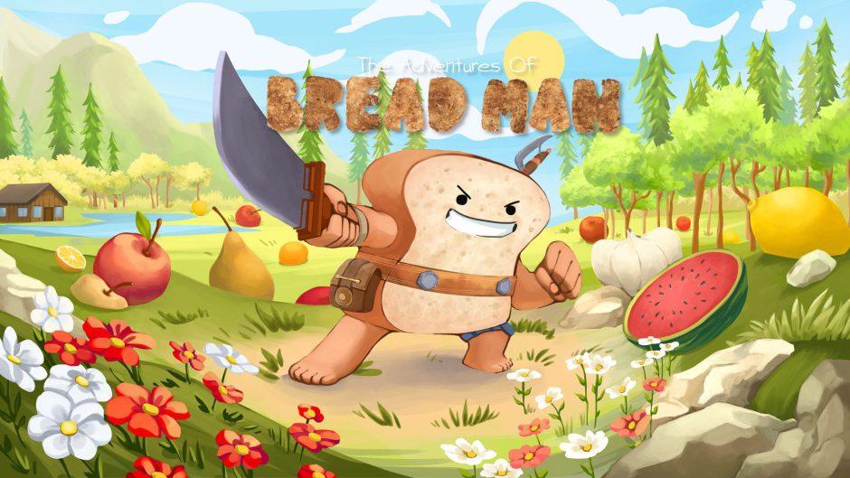 The Adventures Of Breadman, un peculiar ARPG que busca apoyo en Kickstarter