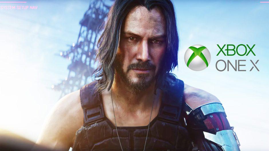 Cyberpunk 2077 confirma 4K en Xbox One X y su tamaño