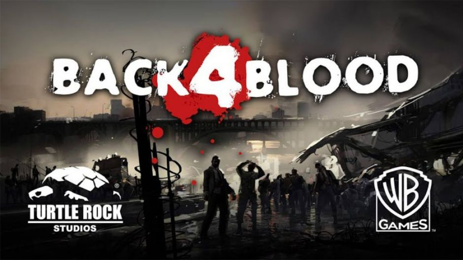 No veremos Back 4 Blood en el E3 2019. Turtle Rock Studios confirma que no asistirá
