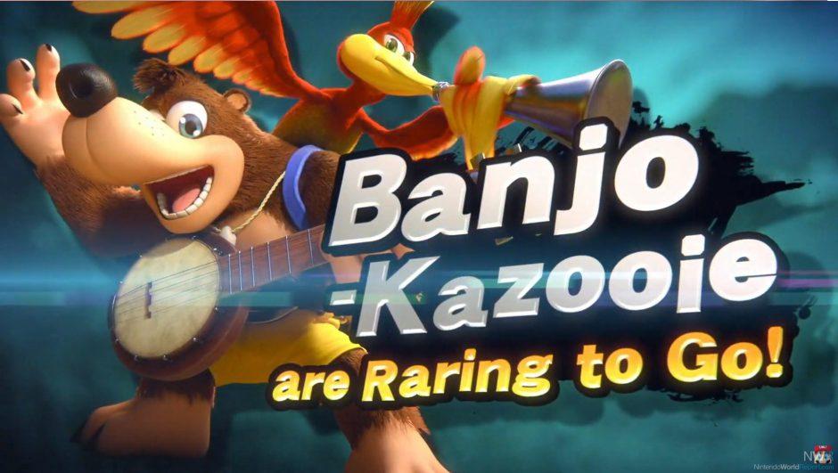 Phil Spencer habla sobre la llegada de Banjo-Kazooie a Super Smash Bros