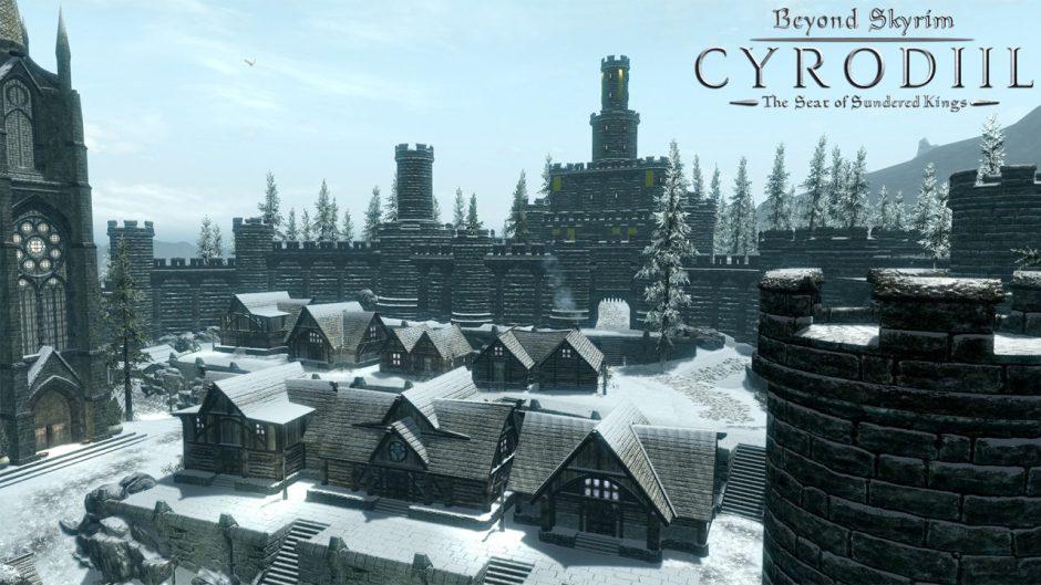 Beyond Skyrim: Cyrodiil muestra su desarrollo en un nuevo teaser