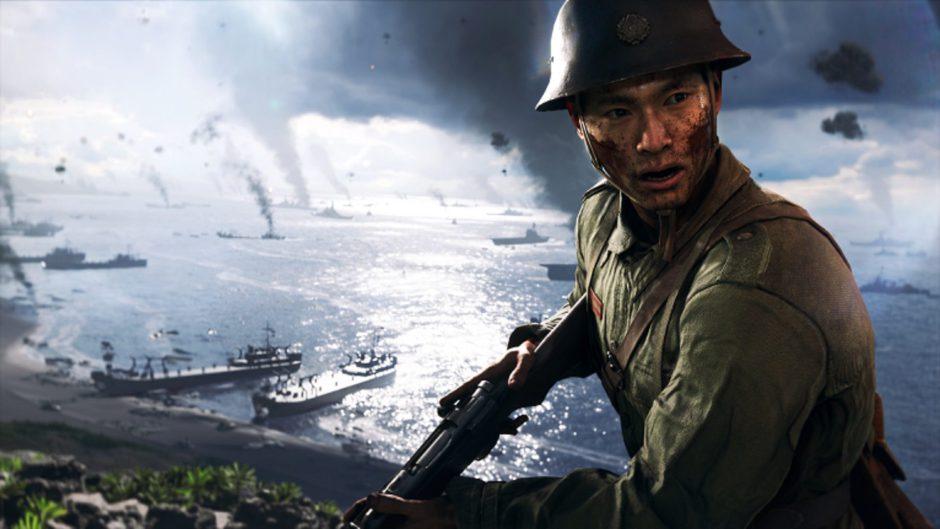 [E3 2019] Battlefield V: el capítulo 5 se centrará en el Pacífico y traerá el mapa de Iwo Jima