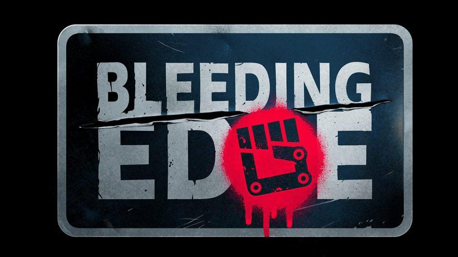 Aparece en internet parte de la pantalla inicial de Bleeding Edge