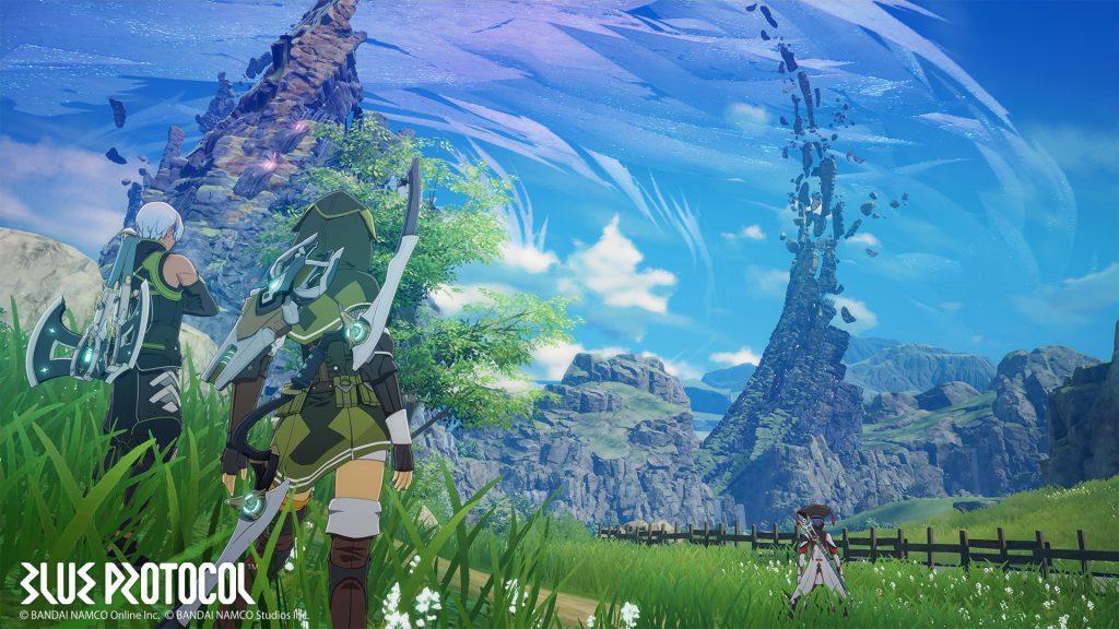 Blue Protocol: llega el nuevo ARPG Online para PC de Bandai Namco