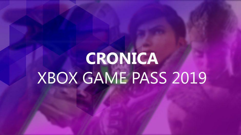 Crónica de la conferencia de Xbox Game Pass en el E3 2019