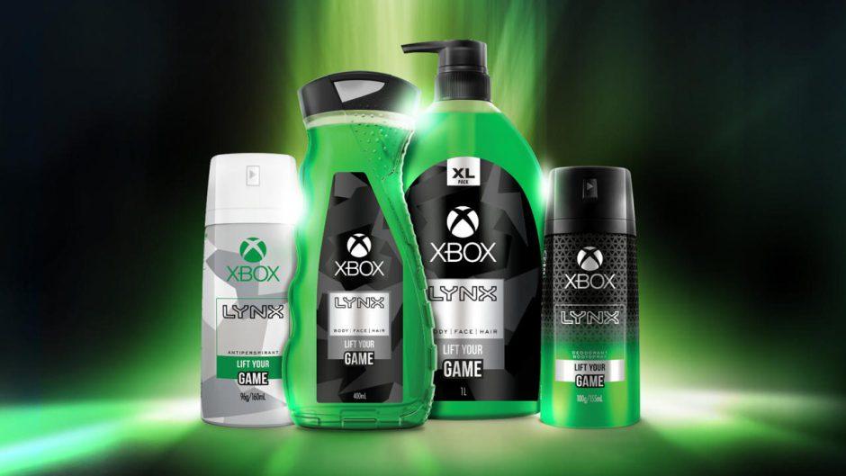 ¿Como huele Xbox? La marca tendrá una gama de productos de higiene