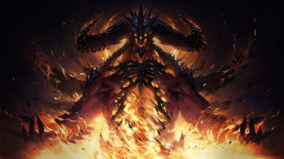 Diablo 4 se encuentra en desarrollo aunque no llegaría hasta 2020