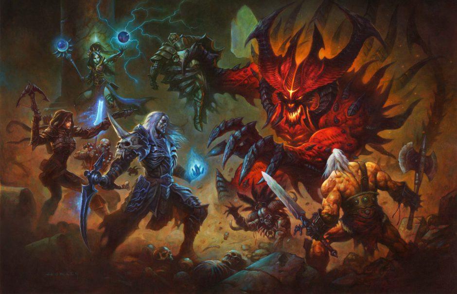Diablo IV es oficial y se presenta con un espectacular trailer