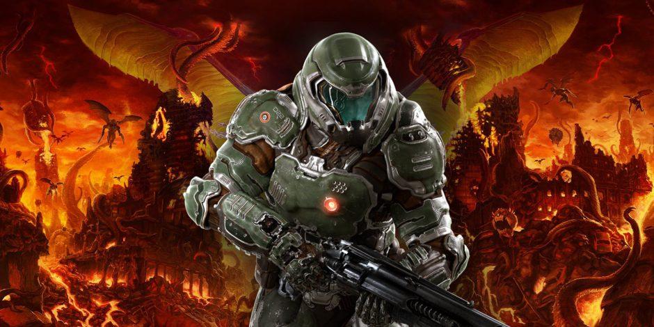 DOOM Eternal promete gráficos increíbles en Xbox One