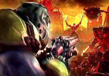 Rehacen el trailer de DOOM Eternal con el motor gráfico de Doom 2