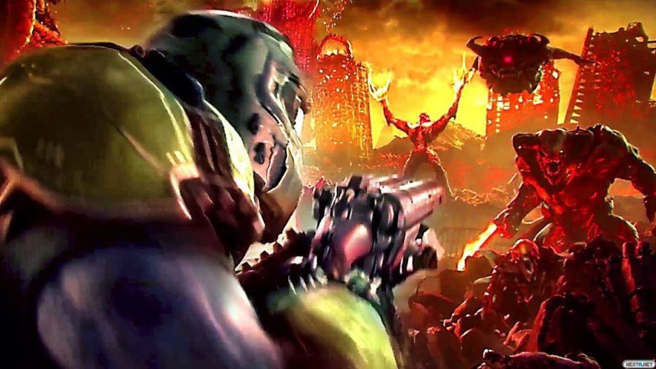 Digital Foundry alaba Doom Eternal y su motor gráfico id Tech 7