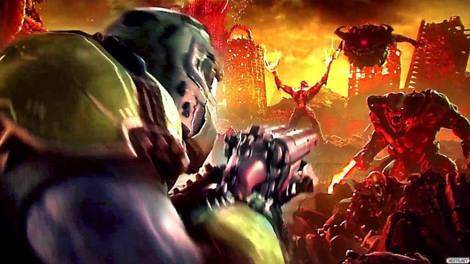 Los fans critican la UI de DOOM Eternal y ésta es la explicación de id Software