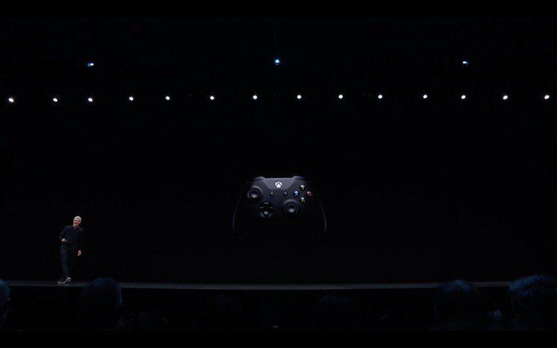 Apple Arcade será compatible con el mando oficial de Xbox One
