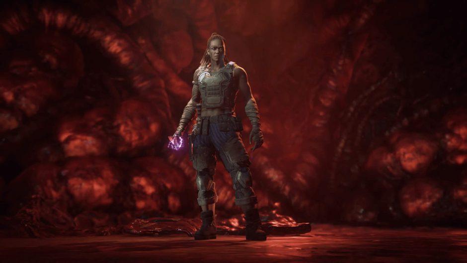 Lahni Kaliso se presenta en el nuevo tráiler del modo Escape de Gears 5