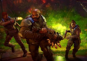 Extenso gameplay de 50 minutos con el modo Escape de Gears 5