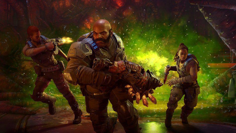 Los rumores del DLC de historia para Gears 5 vuelven justo en el aniversario del juego