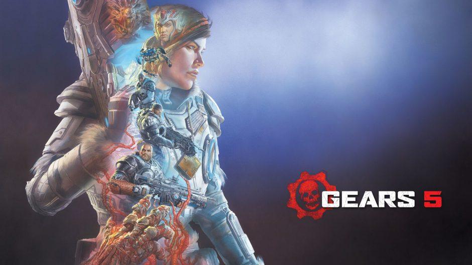 Nuevos gameplays de Gears 5 y Gears Tactics en Xbox Series X a 4K y 60 fps