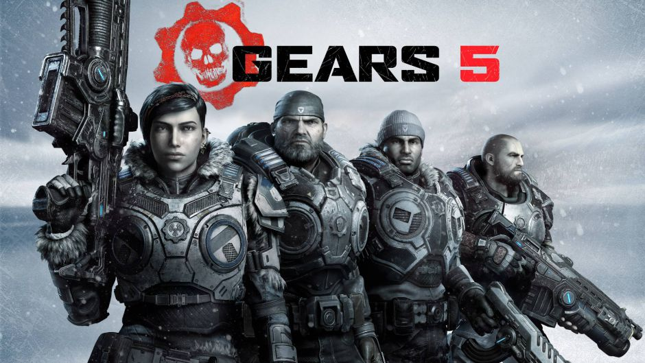 Comparativa de los personajes de Gears 5 respecto al modelo de Gears of War 4