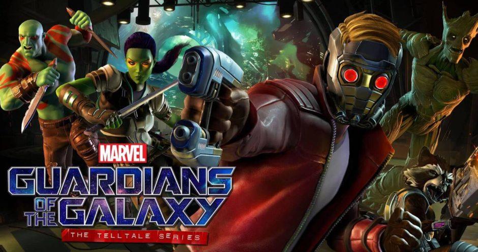 Los Guardianes de la Galaxia de Telltale Games desaparecen de la Microsoft Store