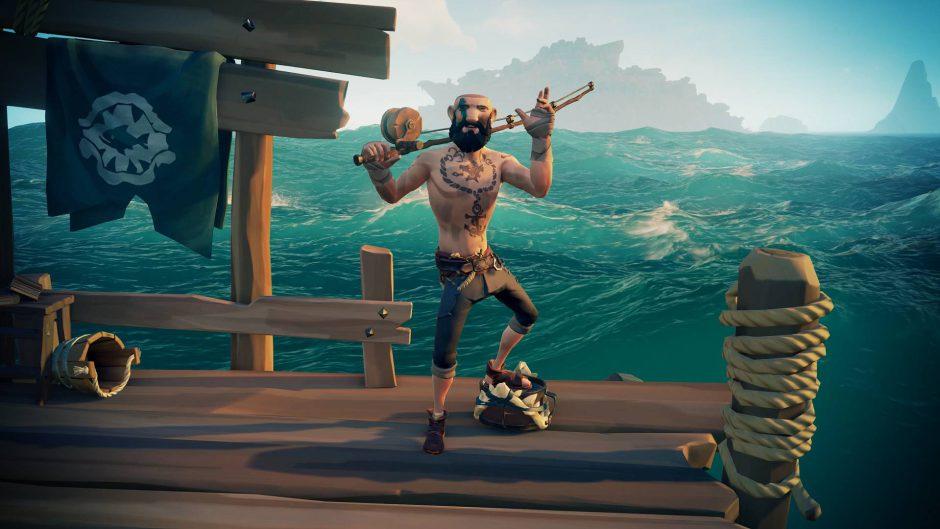 Guía de Sea of Thieves: ¡Sácale todo el partido a la pesca!