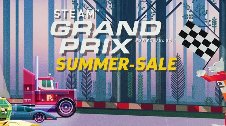 Steam regalará 5000 juegos por los errores durante su evento Grand Prix