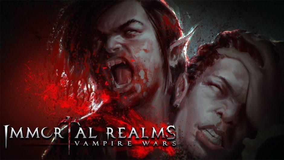 Anunciado el juego de estrategia Immortal Realms: Vampire Wars