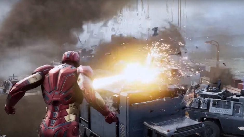 Nueva comparativa al detalle de Marvel's Avengers en las diferentes consolas